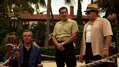 """Return to the glamour, romance, and danger at the Miramar Playa with this recap of all the action up 'til now on Starz's """"Magic City""""!"""