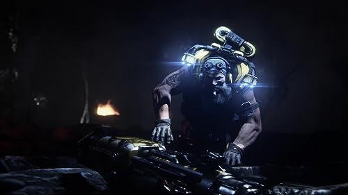 Evolve: Cinematic Intro