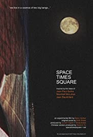 Space Times Square Poster