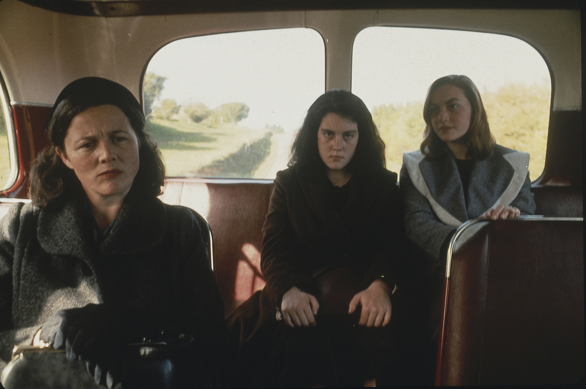 Kate Winslet, Melanie Lynskey, and Sarah Peirse in Heavenly Creatures (1994)