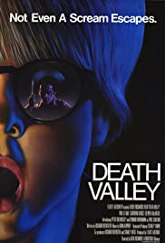 Death Valley (1982) Poster - Movie Forum, Cast, Reviews