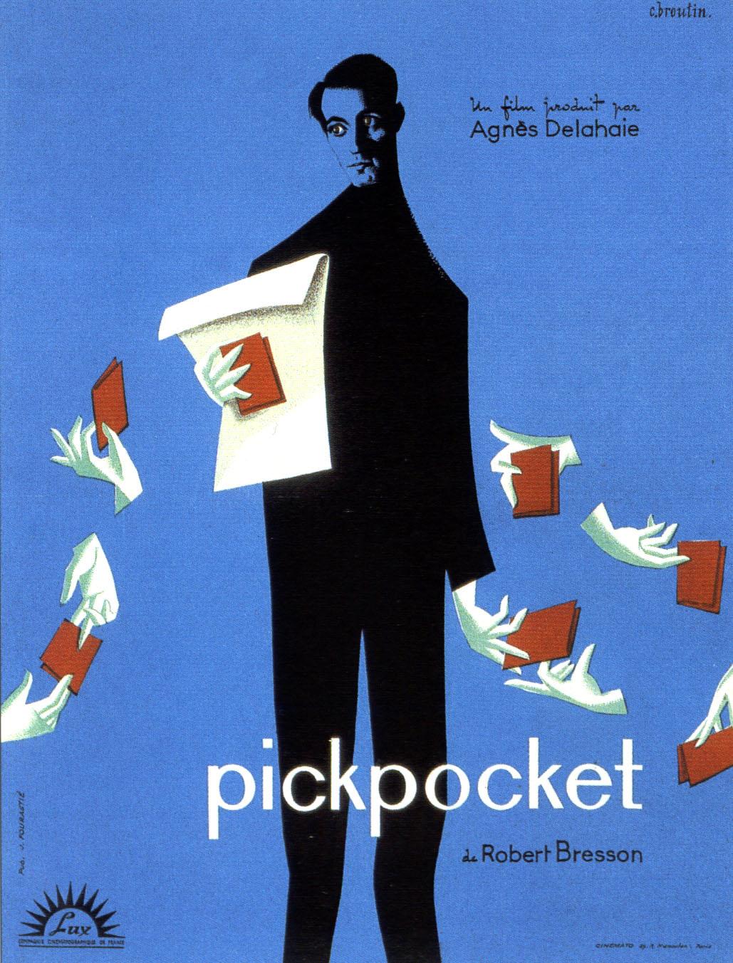 Pickpocket 1959 Imdb