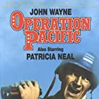John Wayne and Patricia Neal in Operation Pacific (1951)