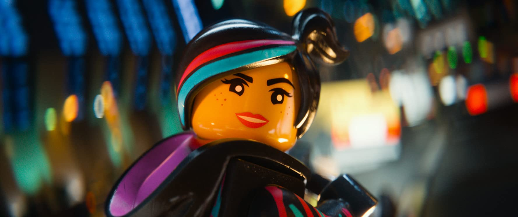 Elizabeth Banks in The Lego Movie 2014