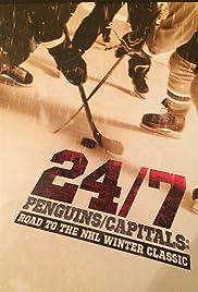 24/7 Penguins/Capitals Poster