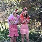 Abigail Breslin and Billie Lourd in Scream Queens (2015)