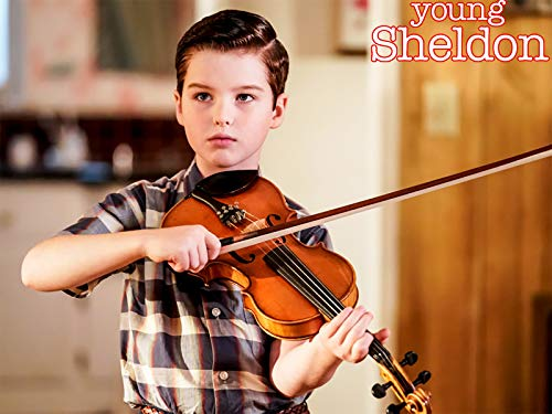 Joven Sheldon 2×17 – Albert Einstein y la historia de otra María