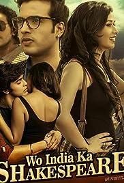 Wo India Ka Shakespeare (2018) Hindi Full Movie thumbnail