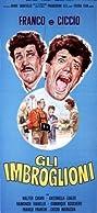 Gli imbroglioni (1963) Poster