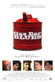 Gaz Bar Blues Poster