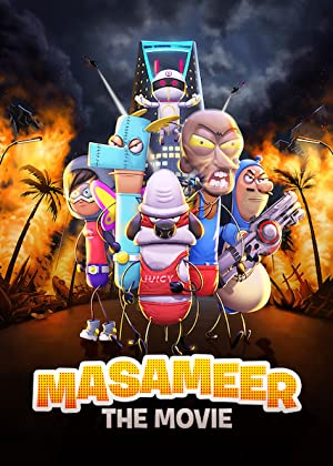 Where to stream Masameer the Movie