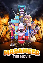 Masameer the Movie Poster