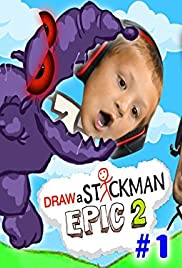 Let S Play With Fgteev Draw A Stickman Epic 2 Giant Rat Chase Tv