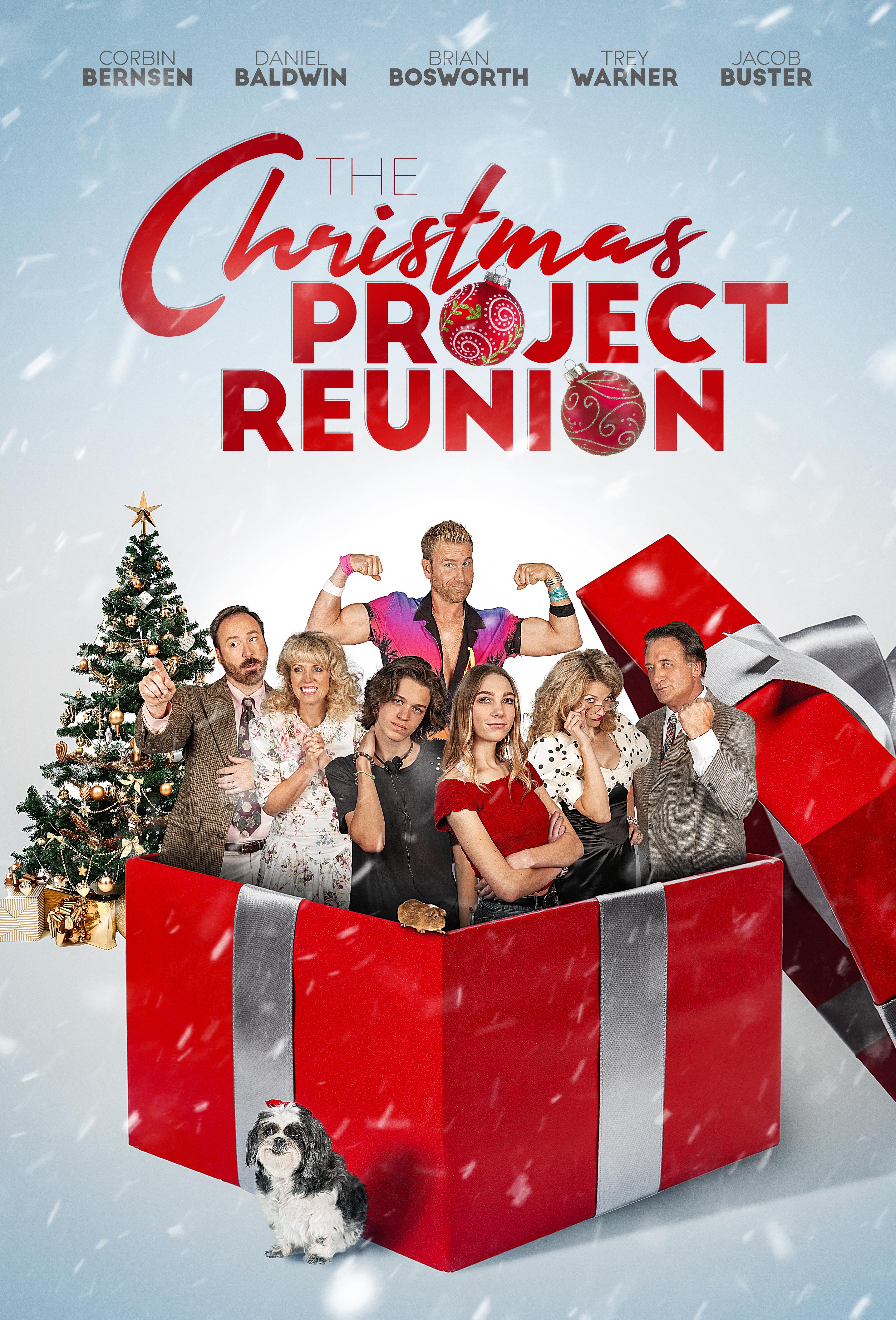 The Christmas Project Reunion 2020 Imdb