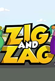Zig and Zag Poster