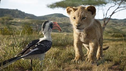 Risultati immagini per The Lion King 2019 VFX