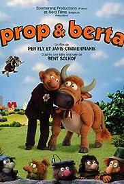 Prop and Berta Poster