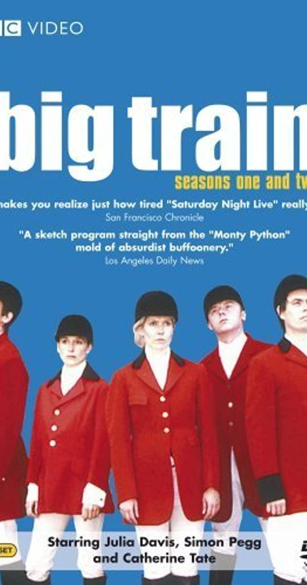Big Train (TV Series 1998–2002) - IMDb 82423cd52