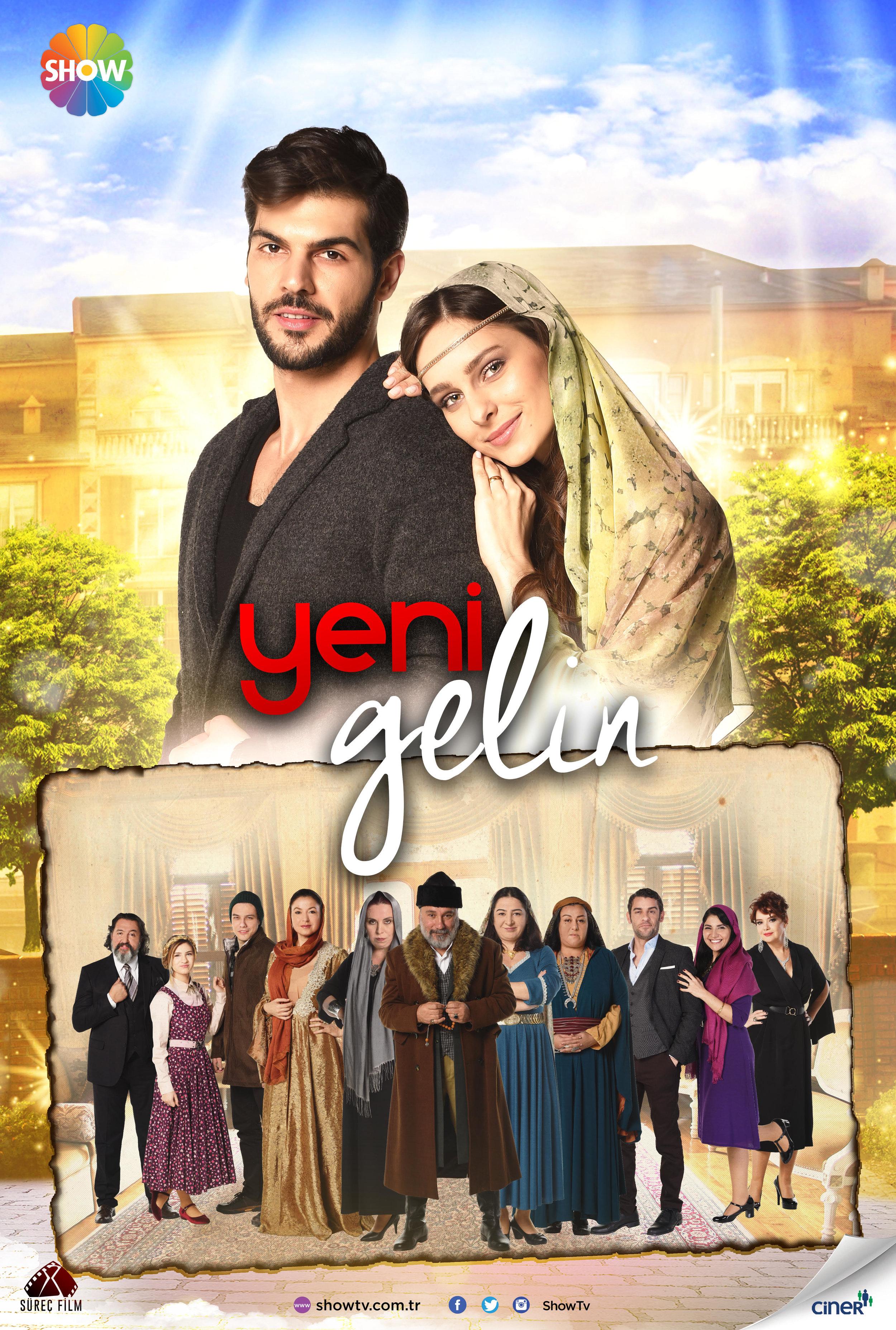 Yeni Gelin (TV Series 2017–2018) - IMDb