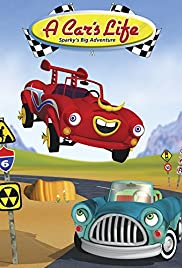 A Car's Life: Sparky's Big Adventure Poster