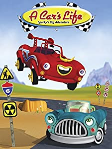 Old movie trailer downloads A Car's Life: Sparky's Big Adventure [mpeg]