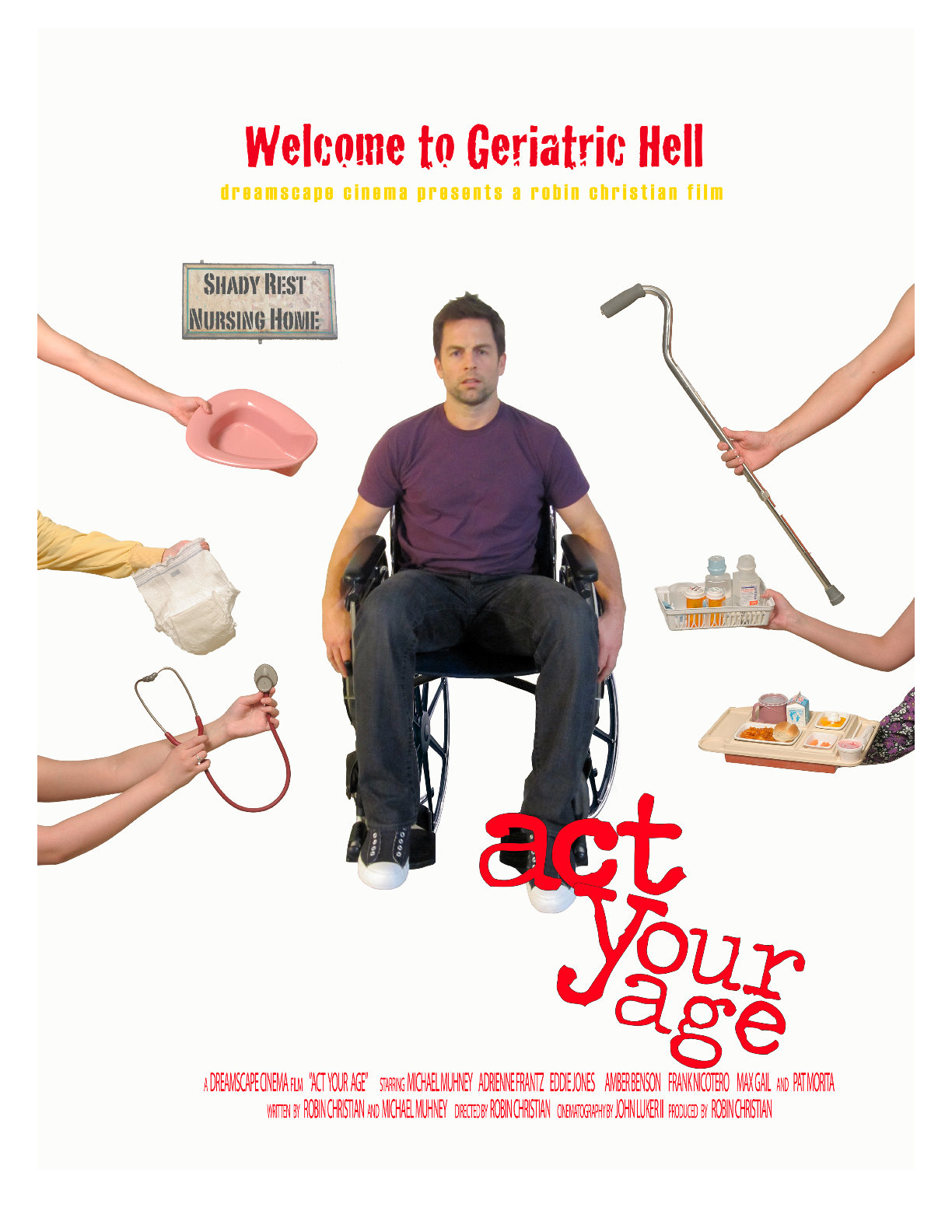 Act Your Age on FREECABLE TV