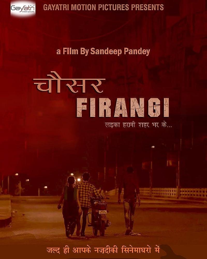 Chousar Firangi 2019 Hindi 720p WEB-DL 906MB ESubs Download