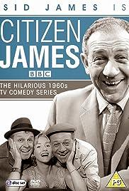 Citizen James Poster