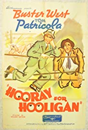 Hurray for Hooligan Poster