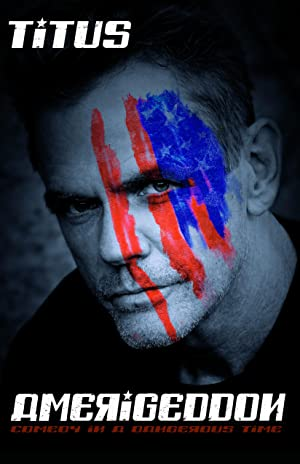 poster for Christopher Titus: Amerigeddon