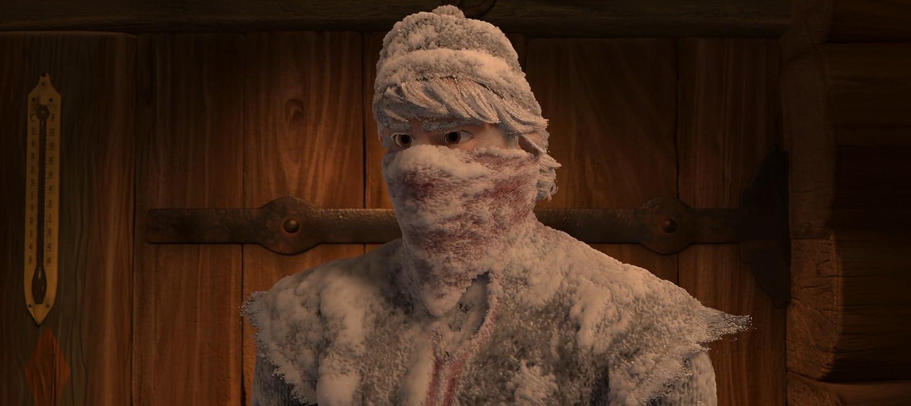 Jonathan Groff in Frozen (2013)
