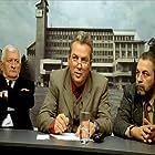 Mircea Andreescu, Ion Sapdaru, and Teodor Corban in A fost sau n-a fost? (2006)