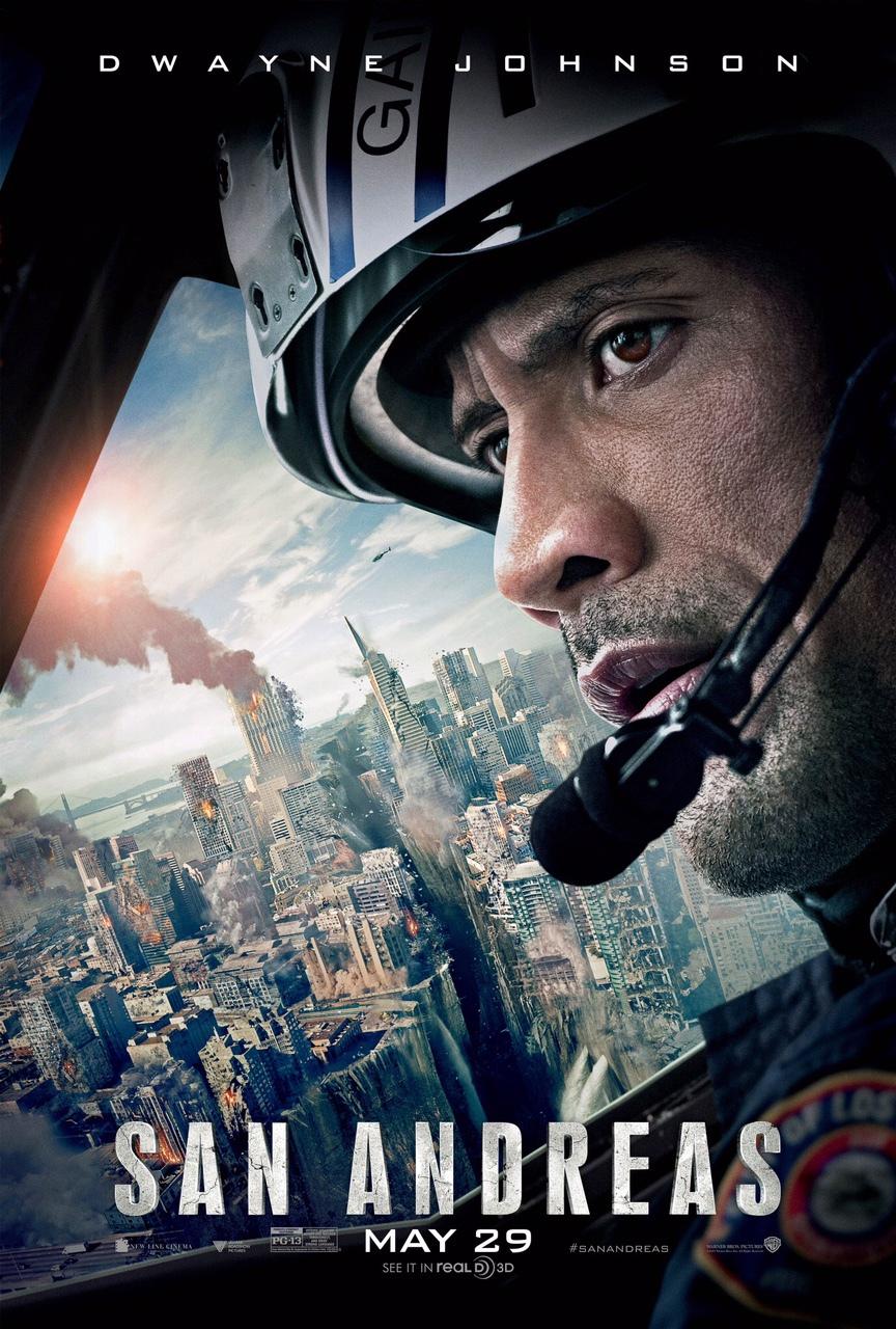 San Andreas (2020) Dual Audio [Hindi+English] 720p Blu-Ray x265 AAC