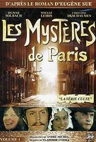 Christine Deschaumes, Noëlle Leiris, Jacques Seiler, and Sigmar Solbach in Les mystères de Paris (1980)
