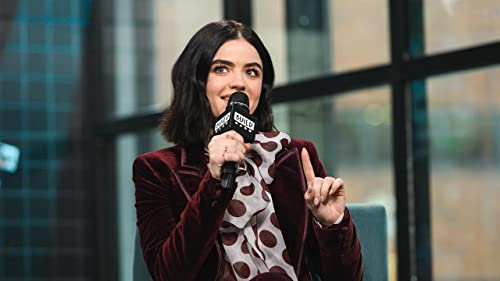 BUILD: Lucy Hale's Ultimate Fantasy Is to Have a Date with Elvis Presley