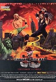 Summerslam(1998) Poster - TV Show Forum, Cast, Reviews