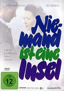 High quality movie downloads for free Niemand ist eine Insel [2K]