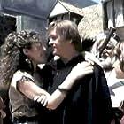 David Carradine in Wizards of the Lost Kingdom II (1989)