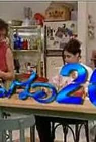 Moshe Ben-Basat, Shira Geffen, and Shay Capon in Esrim plus (1998)