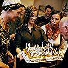 Kajsa Ernst, Sofia Helin, and Ann Petrén in Masjävlar (2004)