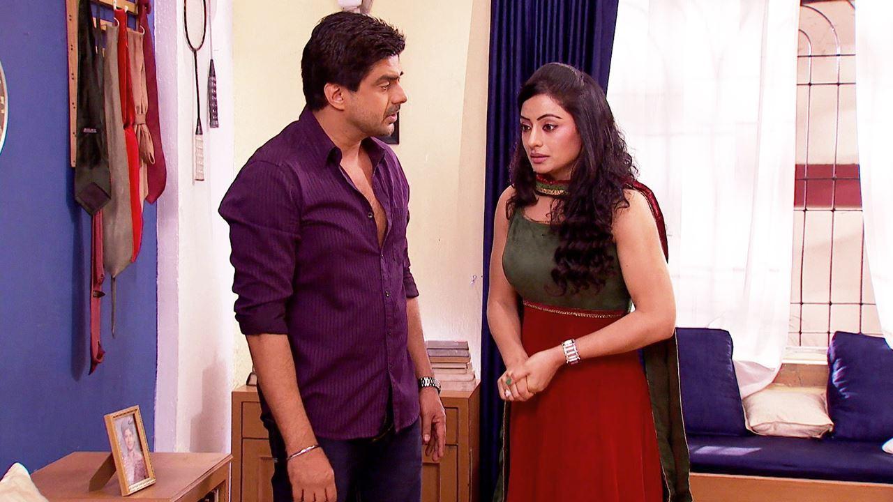 Samir Soni and Sonia Singh in Parichay: Nayee Zindagi Kay Sapno Ka (2011)