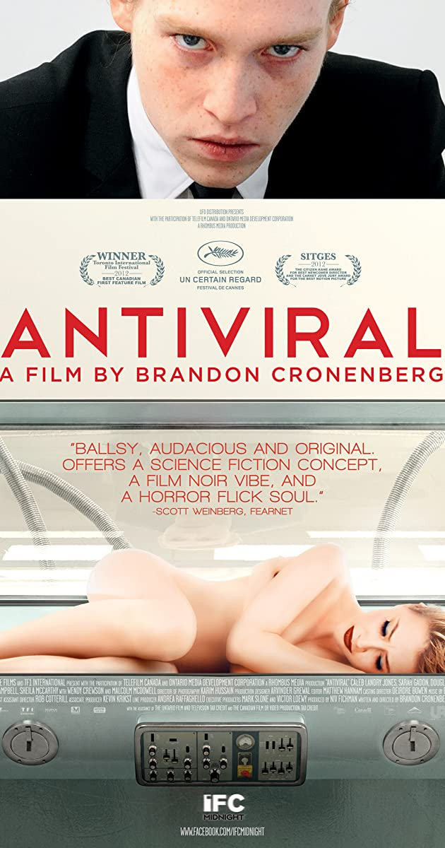 Subtitle of Antiviral