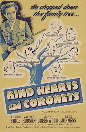 Permalink to Movie Kind Hearts and Coronets (1949)