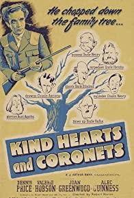 Primary photo for Kind Hearts and Coronets