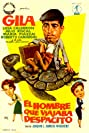 El hombre que viajaba despacito (1957) Poster