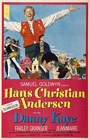 Where to stream Hans Christian Andersen