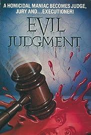 Evil Judgment Poster
