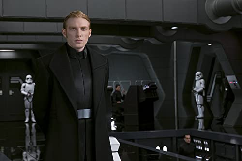 Domhnall Gleeson Takes Credit for Memorable 'Last Jedi' Scene