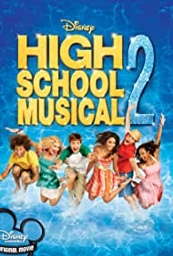 Corbin Bleu, Monique Coleman, Ashley Tisdale, Vanessa Hudgens, Zac Efron, and Lucas Grabeel in High School Musical 2 (2007)