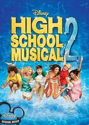 Musical High School Musical 2 Movie